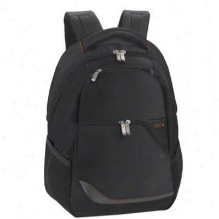 Solo Backpack W/padded Compart 16""