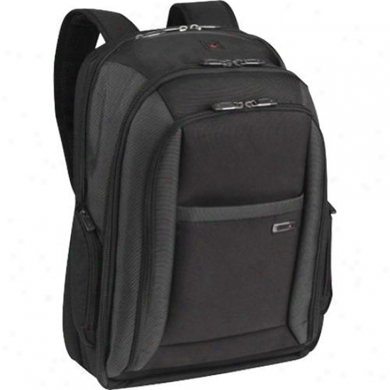 Solo Laptop Backpack 17.13""