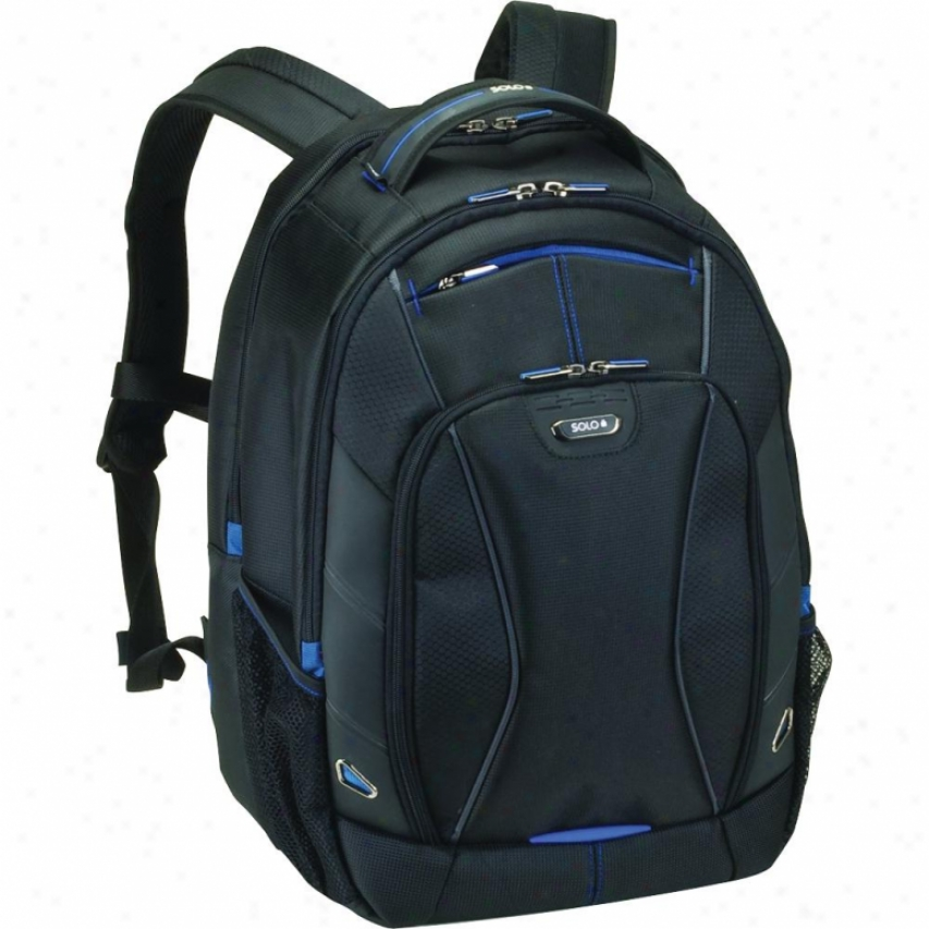 Solo Laptop Backpack, 17.3""