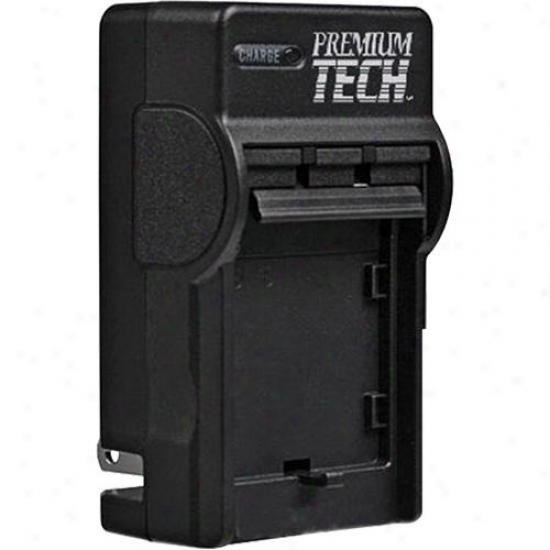Solutions Ac/dc Rapid Battery Charger For Canon Nb-9l