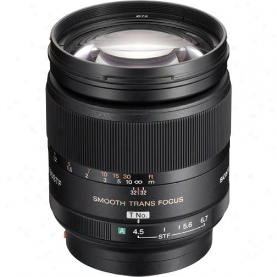 Sony 135mm F/2.8-4.5 Telephoto Lens Sal-135f28