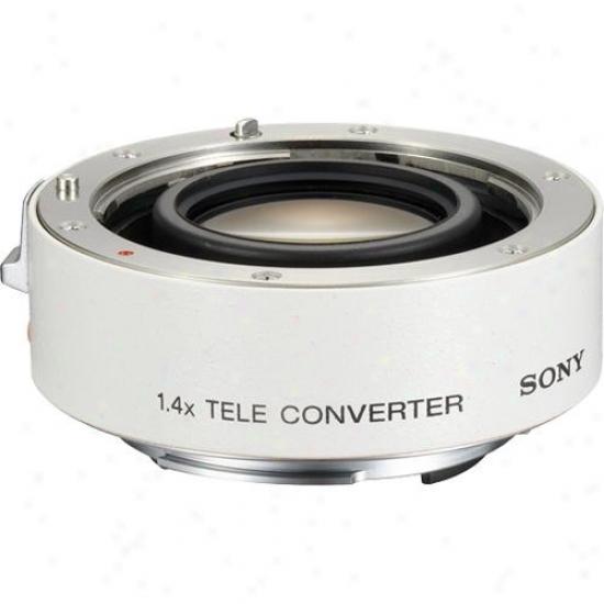 Sony 1.4x G-series Telw-converter Lens - Sal-14tc