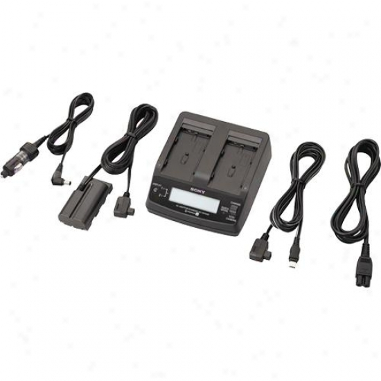 Sony Ac-vq1050d Ac/dc Adapter And Battery Charger