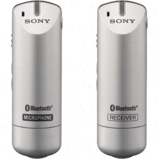 Sony Bluetooth Wireless Microphone