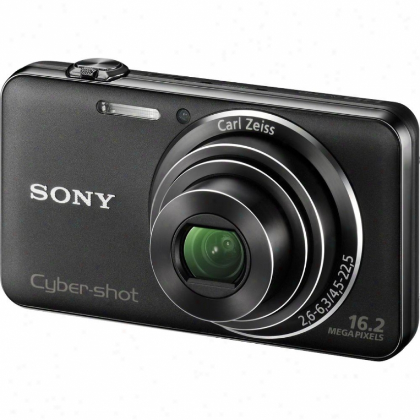 Sony Cyber-shot® Dsc-wx50/b 16 Megapixel Digital Camera - Black