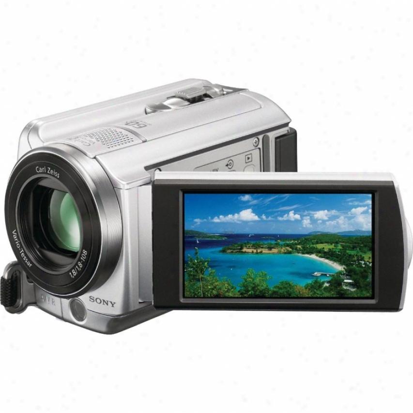 Sony Dcrsr68 80gb Hard Drive Handycam® Camcorder