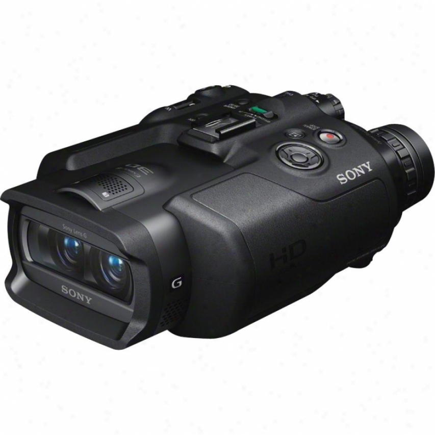 Sony Dev-5 Digital Recording Binoculars - 20x Zoom