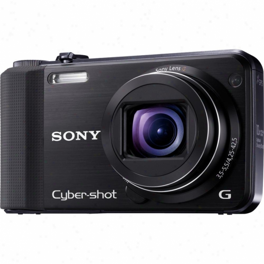 Sony Dsc-hx7v Cyber-shot® 16 Megapixel Digital Camera - Black