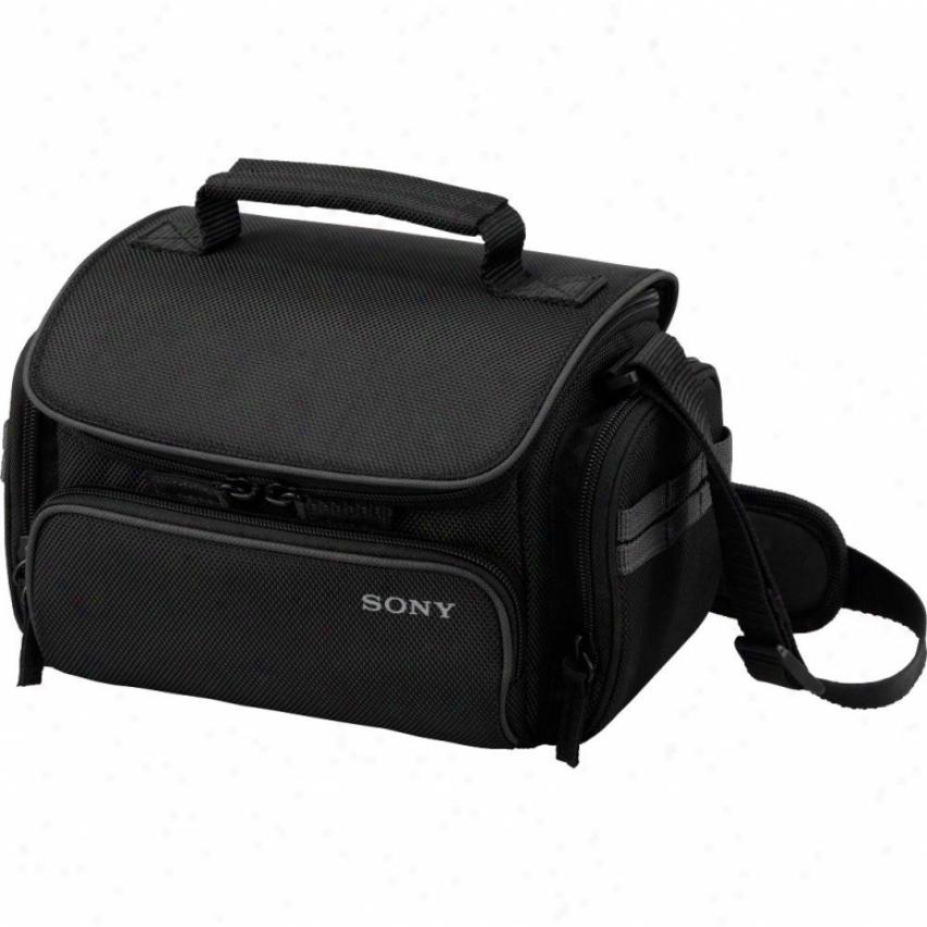 Skny Handycam® Camcorder Soft Case - Lcs-u20