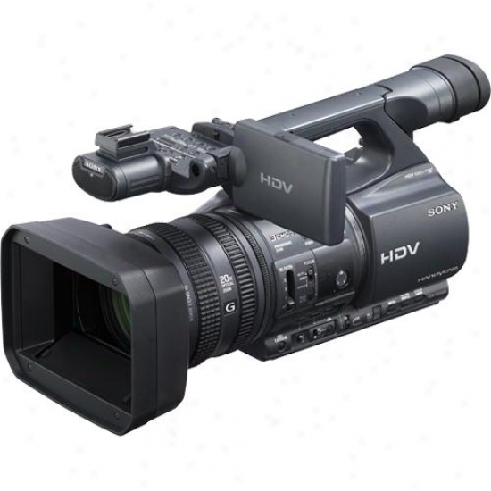 Sony Hdrfx1000 High Definition Minidv (hdv) Handycam® Pro Camcorder