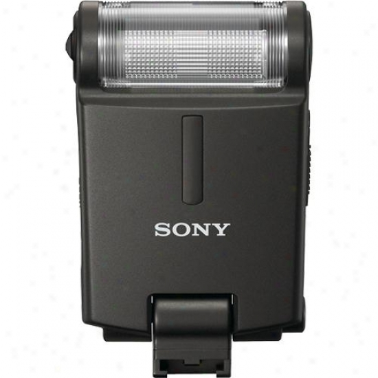 Sony Hvl-f20am Compact Visible Flash For Alpha Digital Slr