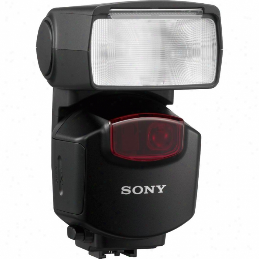 Sony Hvl-f43am External Flash Unit For Sony Alpha Cameras