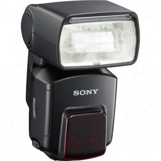 Sony Hvl-f58am Flash Unit For A (alpha) Dslr Cameras
