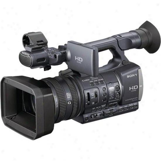 Sony Hxr-nx5u Nxcam Professional Digital Hd Camcorder