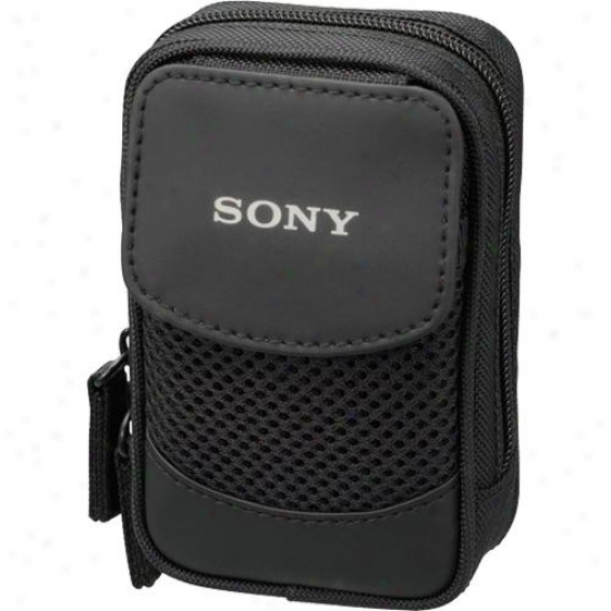 Sony Lcs-csq/b Sporty Soft Carrying Case