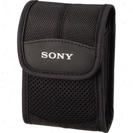 Sony Lcs-cst Soft Cyber-shot® Carrying Case