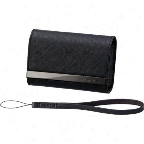 Sony Lcs-csva/b Cyber-shot® Camera Case - Black