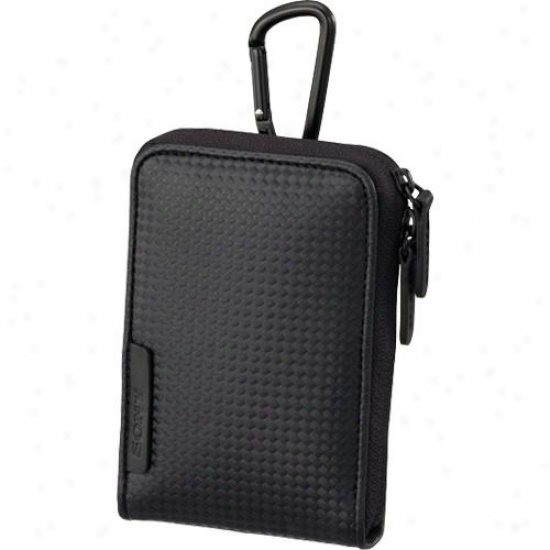 Sony Lcs-csvc/b Carrying Case - Black