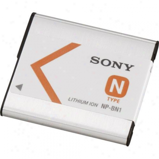 Sony Npbn1 Rechargeable Lithium Ion Type N Battery