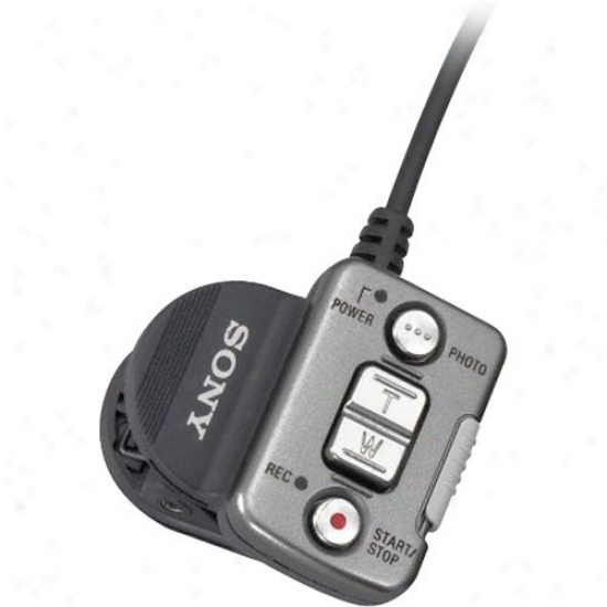 Sony Rm-av2 Remote Commander® For Av Connector