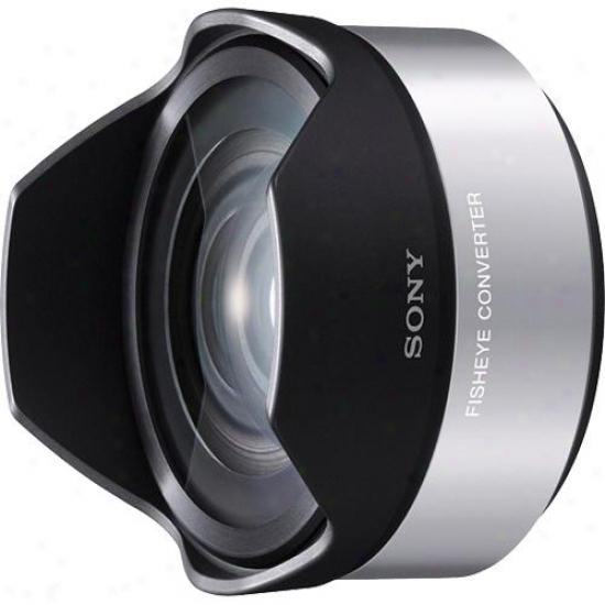 Sony Vcl-ecf1 Fisheye Conversion Lens