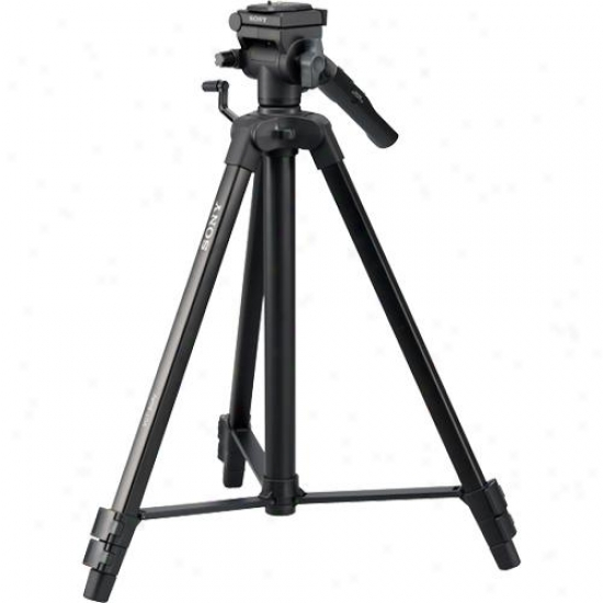 Sony Vct-80av Wired Remote Control Camcorder Tripod