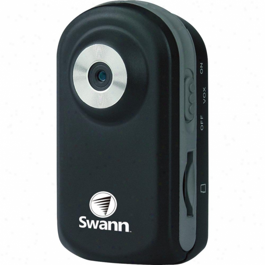 Swann Communications Sportscam Waterproof Mini Video Camera Swsacsportss