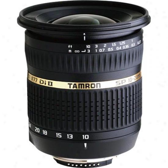 Tamron 10-24mm F/3.5-4.5 Di Ii Ld Af Sp Aspherical Wide-angle Zoom Fkr Nikon