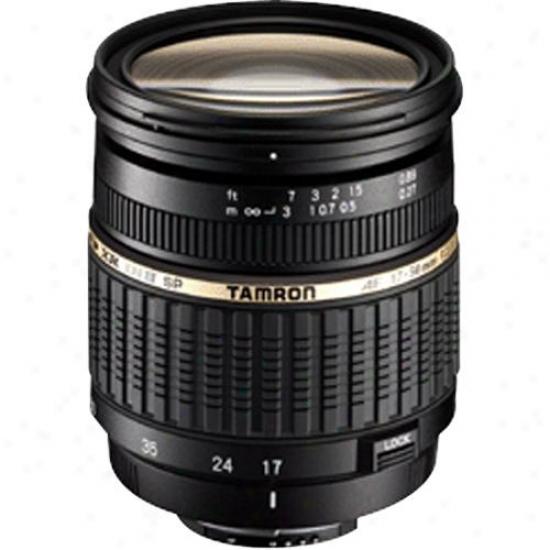 Tamron 17-50mm F/2.8 Xr Di Ii Ld Af Sp Asphericap Nikon Lens With Built-in Motor