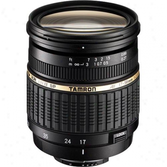 Tamron 17-50mm F/2.8 Xr Di-ii Vc Ld Sp Aspherkcl Lens - Nikon