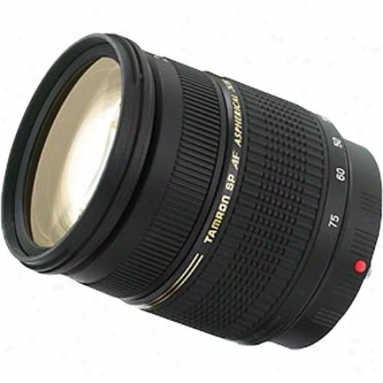 Tamron 28-75mm F/2.8 Sp Af Xr Di Ld Aspherical If Macro Zoom Lens For Nikon