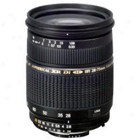 Tamron 28-75mm F//2.8 Xr Di Canon Lens Ca28-75mm