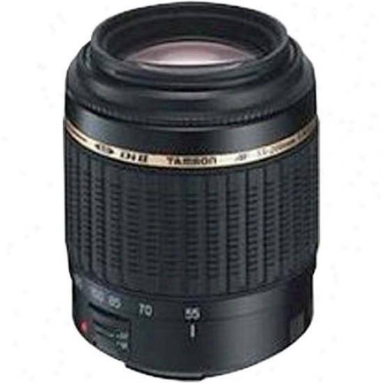 Tamron 55-200mm F/4-5.6 Di Ii Ld Macro Lens Af015n-700
