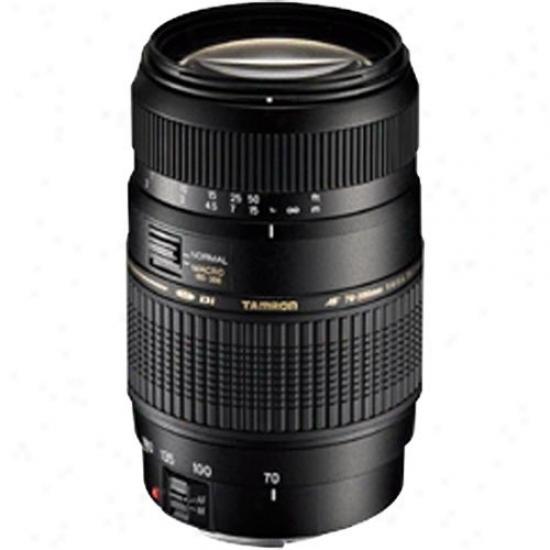 Tamron 70-300mm F/4-5.6 Di Ld Af Macro 1:2 Lens For Nikon