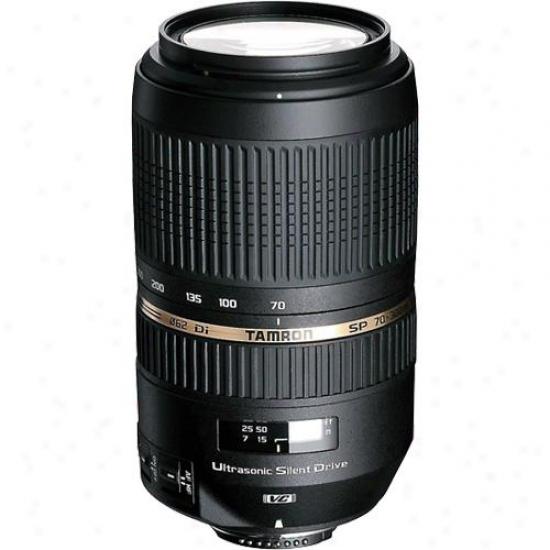Tamron Sp 70-300mm F/4-5.6 Di Vc Usd Telephoto Zoom Lens - Canon