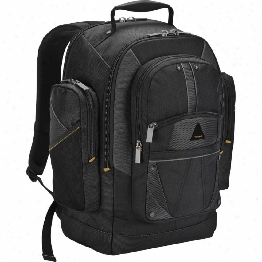 Targus Conquer Deluxe Backpack