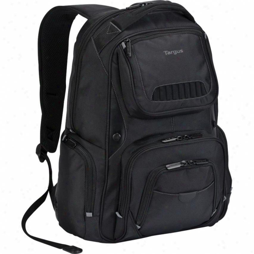 Targus Legend Iq Backpack Black