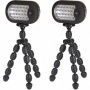 Pc T5easures Grippit! Light 2 Pack - Black