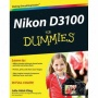 Wiley Nikon D3100 For Dummies By Julie Adair Sovereign Papeback