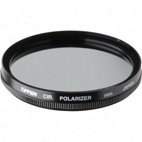 Tiffen 405cp 40.5mm Circular Polarizing Filter (Hoary)