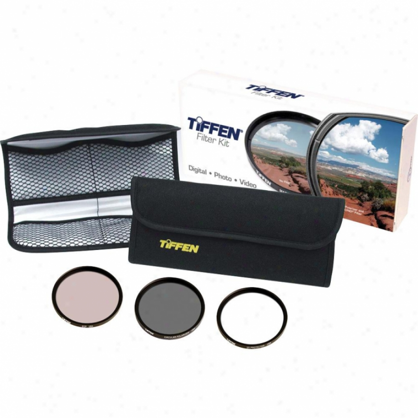Tiffen 43tpk1 43mm Phoro Essentials Kit
