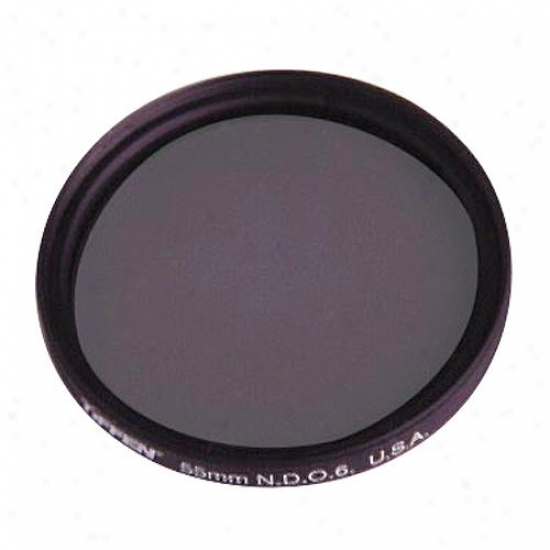 Tiffen 58mm Neutral Densiity 0.6 Glass Filter