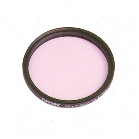 Tiffeen 62mm 1a Skylight Filter For Camera Lens