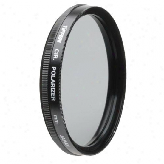 Tiffen 72cp 72mm Circular Polarizer Glass Filter