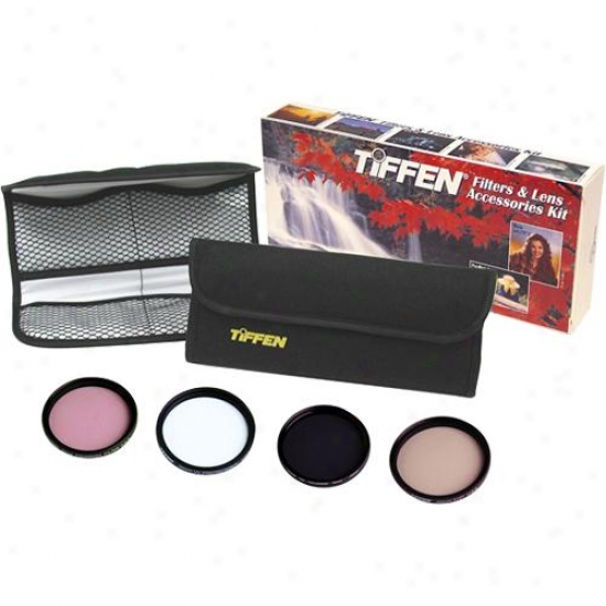 Tiffen 77mm Deluxe Enhancing Kit