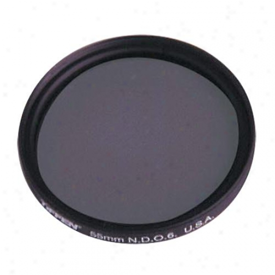 Tiffen 82mm Neutral Density 0.6 Camera Lens Filter