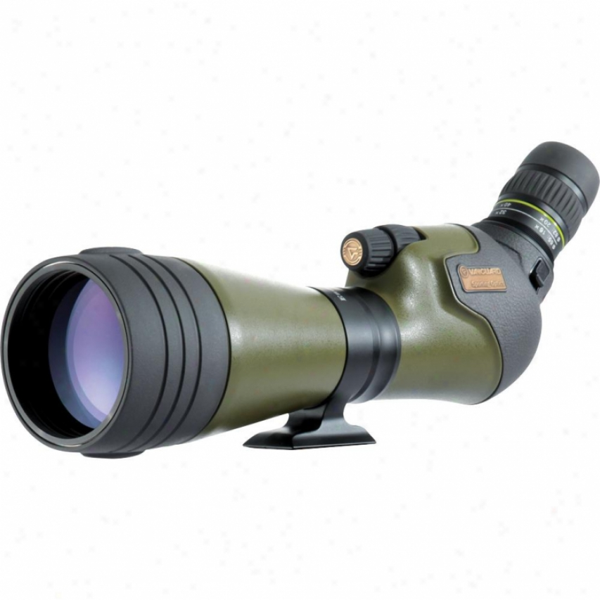 Vanguard Endeavor82a 20 X 60 Spotting Scope W/angled Eyepiece