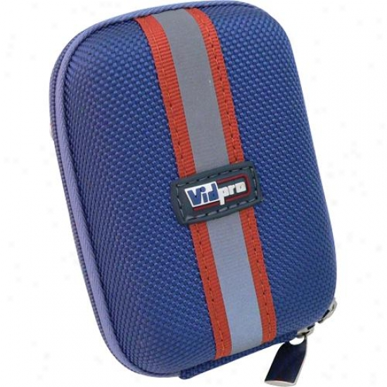 Vidpro Act-10 Medium Camera Case - Bleu