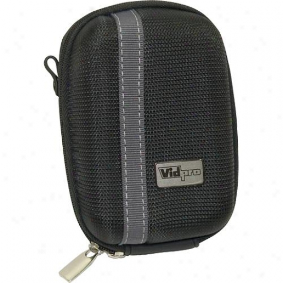 Vidpro Act-15 Black Accent Large Camera Case