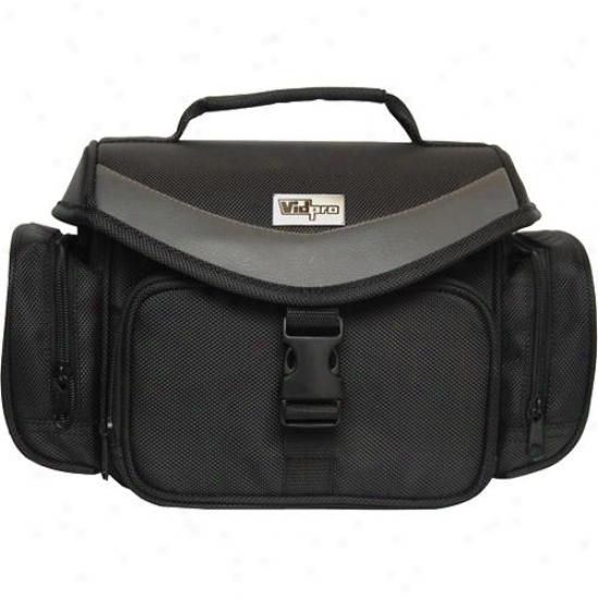 Vidpro Ex-20 Executive Series Camera Case - Dark Grey